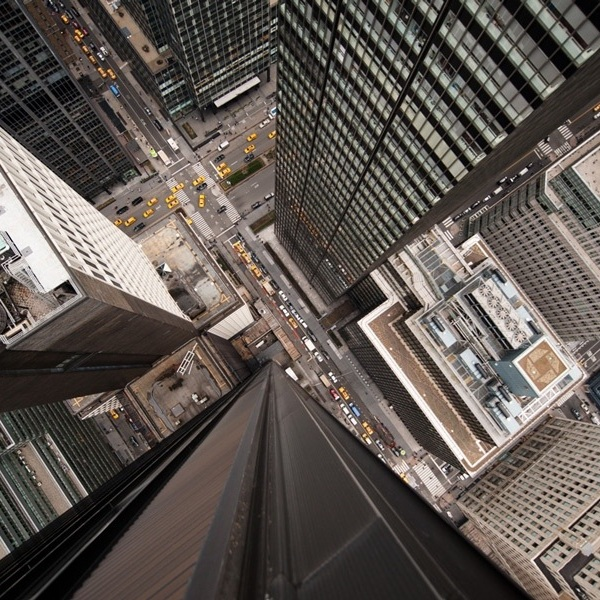 Navid Baraty Intersections, used with permission
