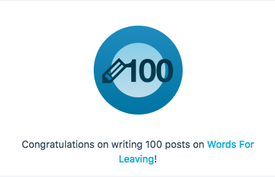 100 Posts Wordpress